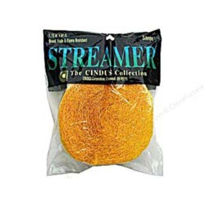 Yellow Gold 81' Streamers
