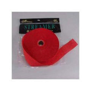 Flame Red 500' Streamers