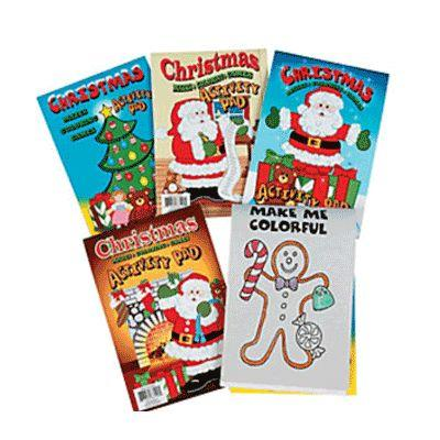 Christmas Activity Pad - 12 Pack