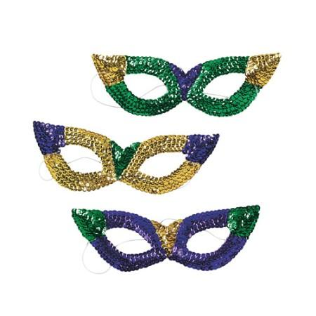 Sequin Party Mask