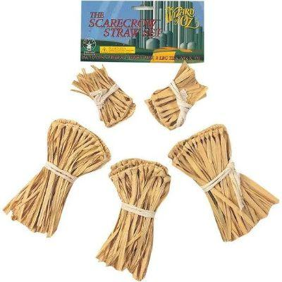 Scarecrow Straw Costume Kit - Wizard of Oz