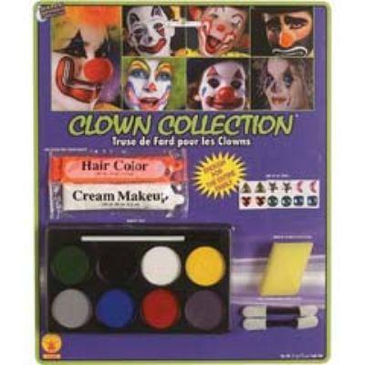 Clown Makeup Collection