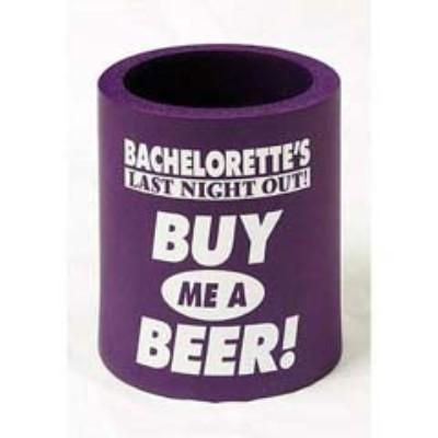 Bachelorette Buy Me a Beer Koozie