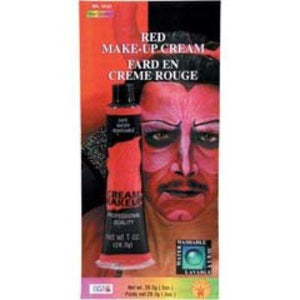 Makeup Cream Red*
