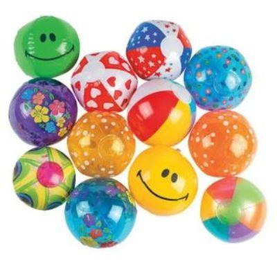 Inflatable Beach Ball Assortment 5