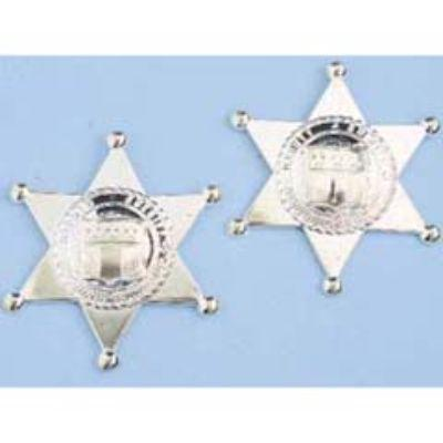 Sheriff Badges 12 Pack