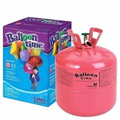 Balloon Time Jumbo Helium Tank