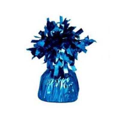 Mylar Light Blue Balloon Weight