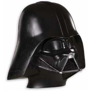 Darth Vader Child Half Mask - Star Wars