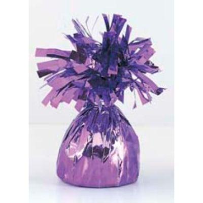 Mylar Lavender Balloon Weight