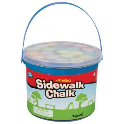 Chalk Sidewalk Bucket Jmbo Un20