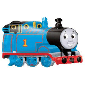 "Mylar 33"" Thomas Engine #1 Shp"