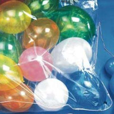 Balloon Drop Bag with 100 Latex Balloons