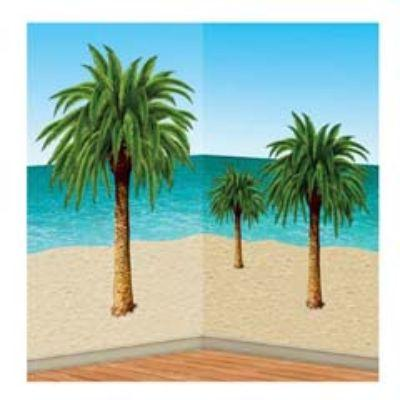 INSTATHEME PALM TREE PK6