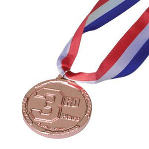 Award Medal 3Rd Place