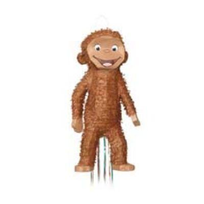 In-Store Only - PINATA PULL CURIOUS GEORGE 3D