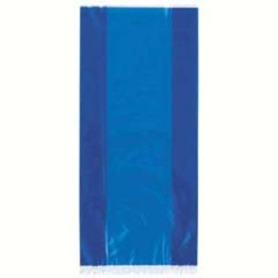 Blue Cellophane Bag 30 Pack
