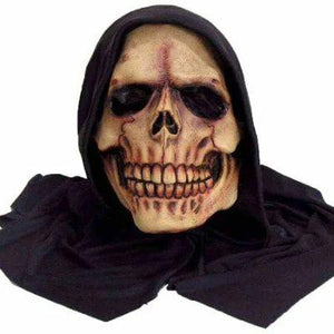Hooded Reaper Adult Mask