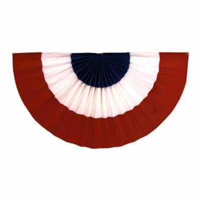 Americana Bunting Decoration 24