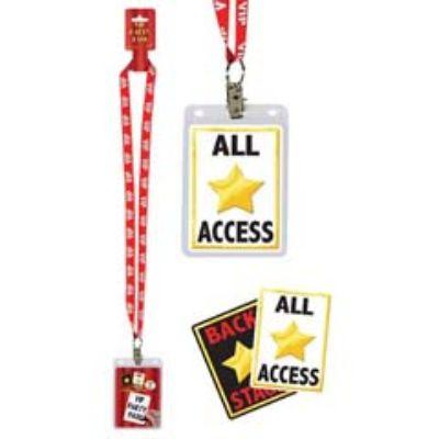 VIP Party Pass & Lanyard