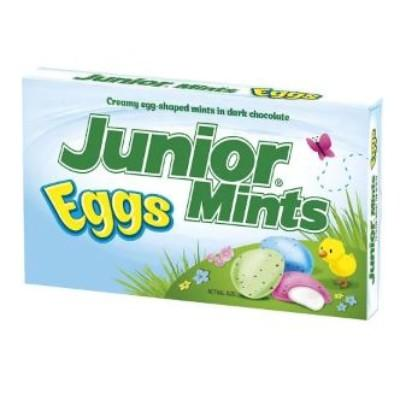 Easter Junior Mints Eggs 3.5 oz Box