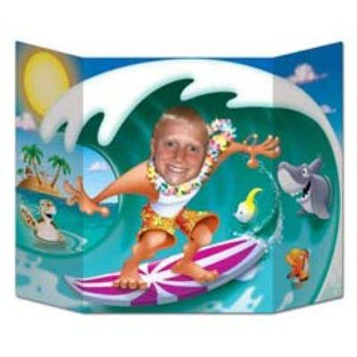 PHOTO PROP SURFER 37X25