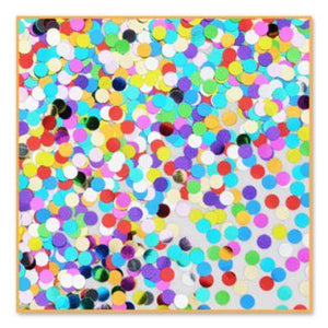 Polka Dots Party Confetti