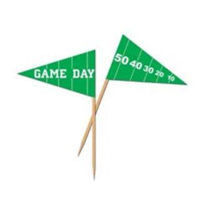 PICK GAME DAY PENNANT PK50