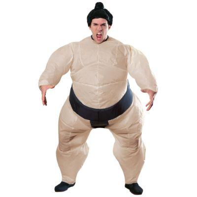 Sumo Inflatable Adult Costume