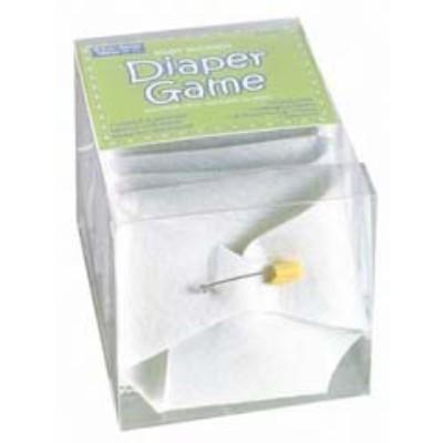 Baby Shower Diaper Game - 12 Pack
