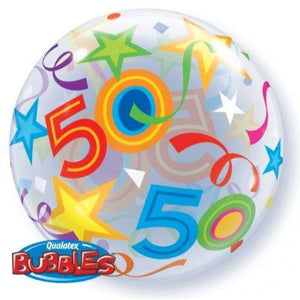 Bubble Balloon Brilliant Star 50