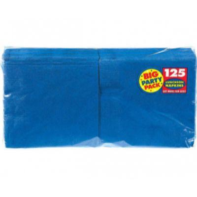 Royal Blue Luncheon Napkin - 125 Pack