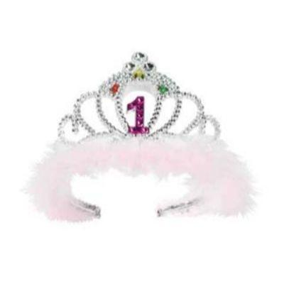 1st Birthday Flashing Tiara