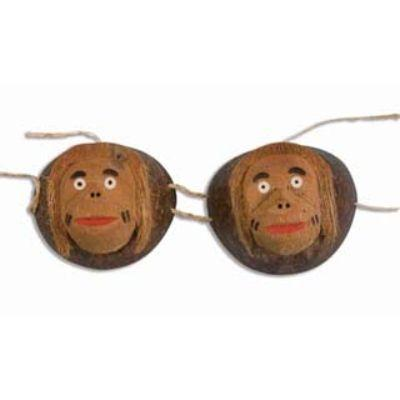 BRA COCONUT MONKEY