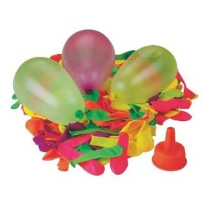 Water Balloons With Filler - 150 Pack