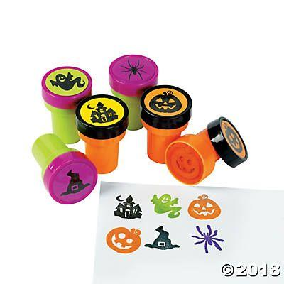Iconic Halloween Stampers