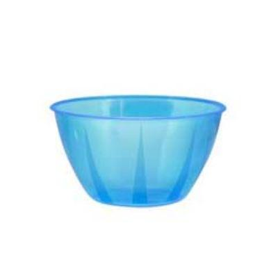 Neon Blue 24oz Bowl