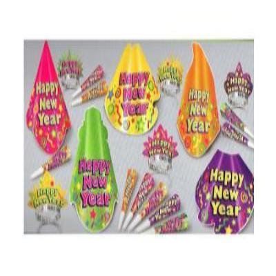 New Year's Color Splash Party Kit For 10