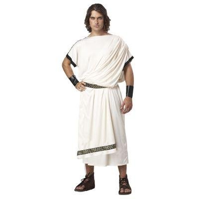 Roman Toga Deluxe Adult Costume