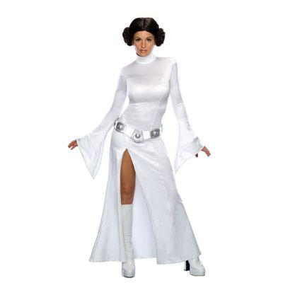 Princess Leia Adult Costume - Star Wars