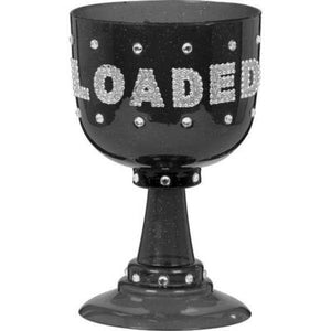 Loaded Black Pimp Cup 7""