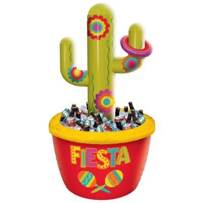 Inflatable Cactus Ring Toss Cooler