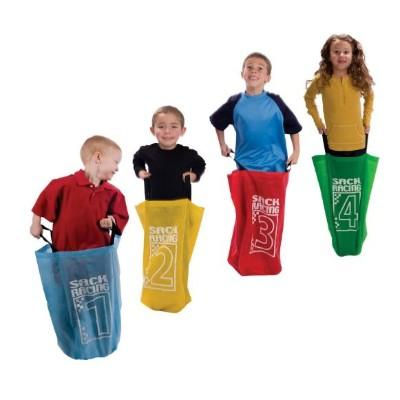 Kid Sized Sack Race Set