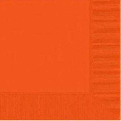 Orange Peel Luncheon Napkin - 50 Pack