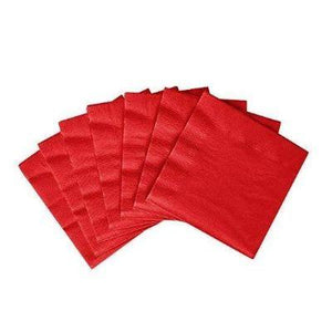 Apple Red Luncheon Napkin - 50 Pack