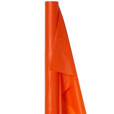 Orange Peel Plastic Table Roll 100'
