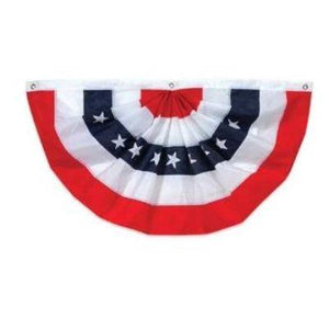 "American Bunting Decoration 25"" x 48"""