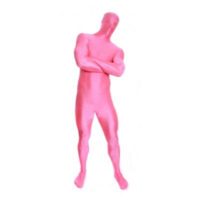 Deluxe Pink Morphsuit