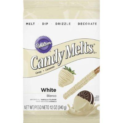Candy Melt 12Oz White