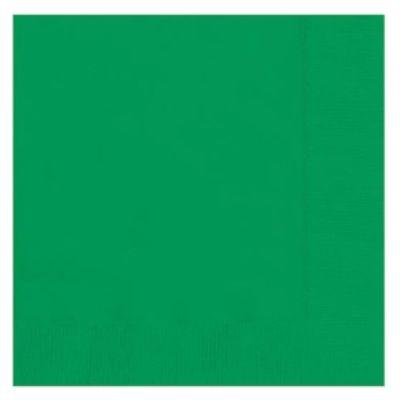 Emerald Green Luncheon Napkin - 20 Pack